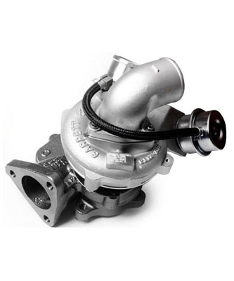 KIA Pregio 2.5 TCI Turbo