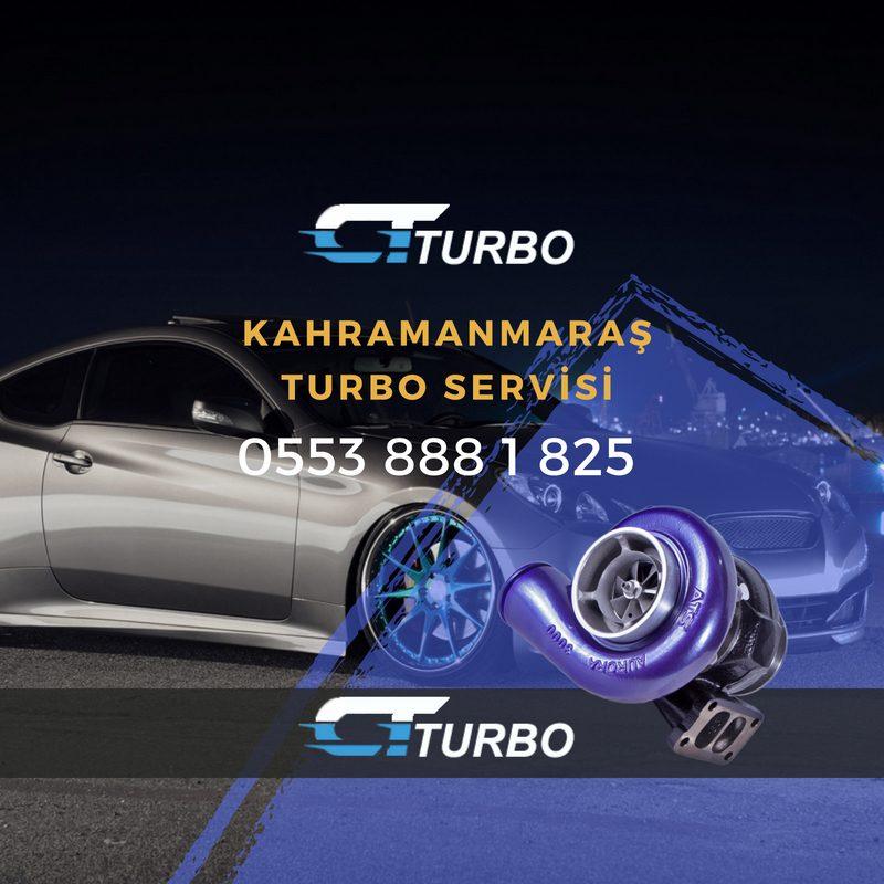 turbo tamiri maraş