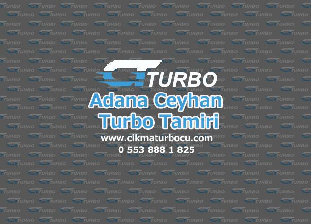 Turbo Tamiri Adana Ceyhan