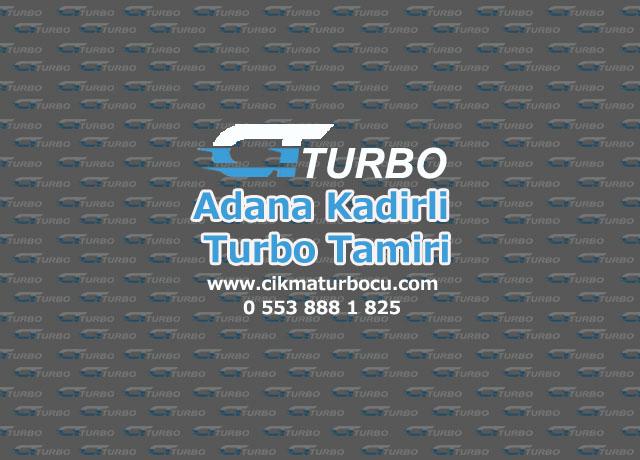 Turbo Tamiri Adana Kadirli