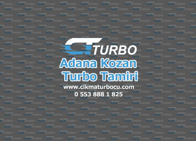 Turbo Tamiri Adana Kozan