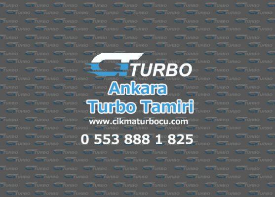 Turbo Tamiri Ankara