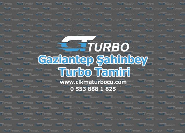 Turbo Tamiri Gaziantep Şahinbey