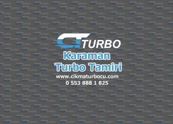 Turbo Tamiri Karaman
