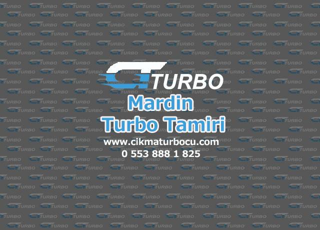 Turbo Tamiri Mardin Çıkma Turbocu