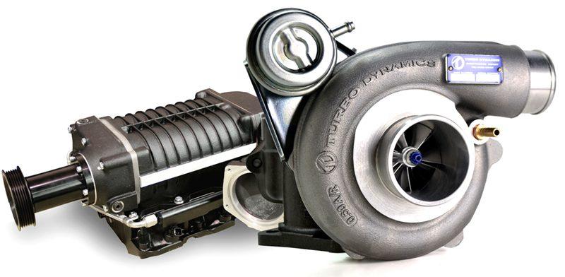Bir turboşarjın montajı