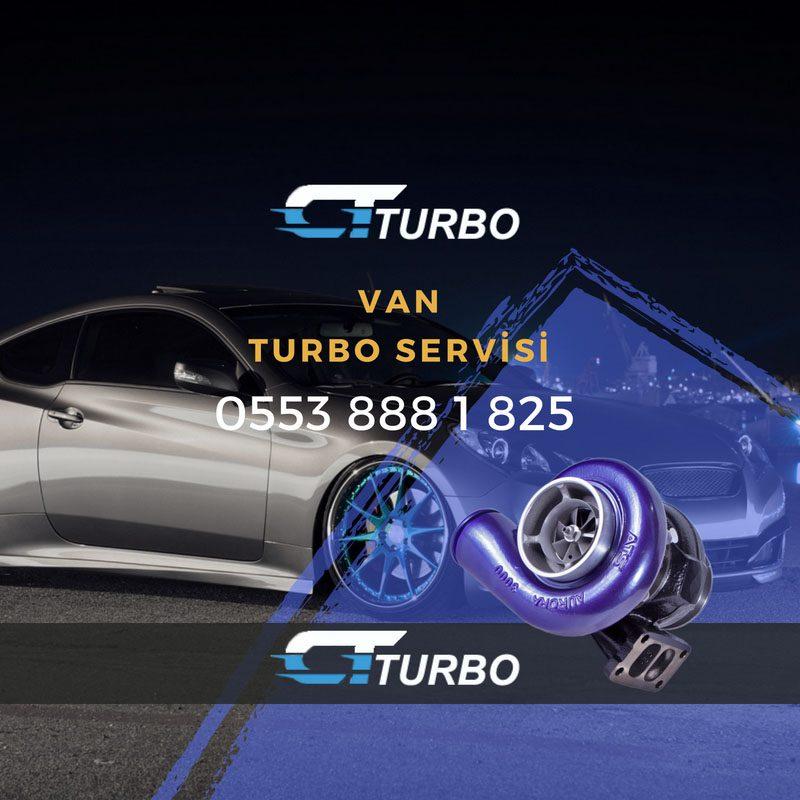 Turbo Tamiri Van
