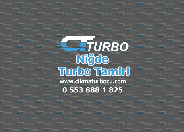 Turbo Tamiri Niğde